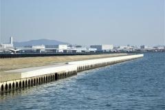 福岡県 平成30年度 博多港 アイランドシティ地区 防波堤築造工事