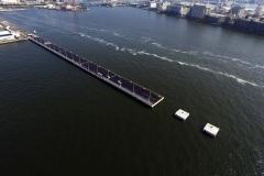 福岡県 博多港(中央ふ頭)岸壁改良工事